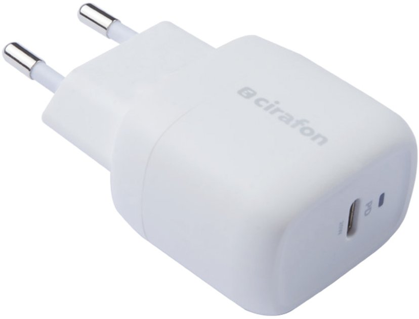 Cirafon Power Delivery 20 Fast Charge for iPhone Wit