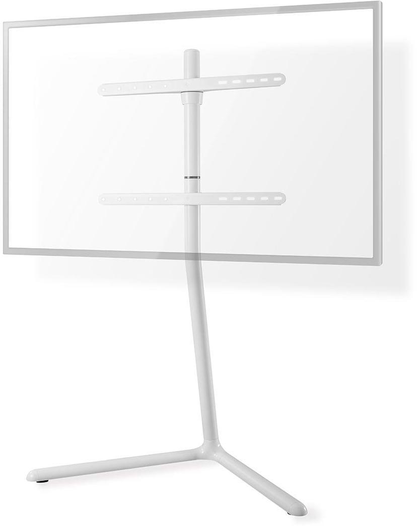 """Nedis TV Floorstand Fixed V-Fot Construct 49-70"""" 40kg White"""