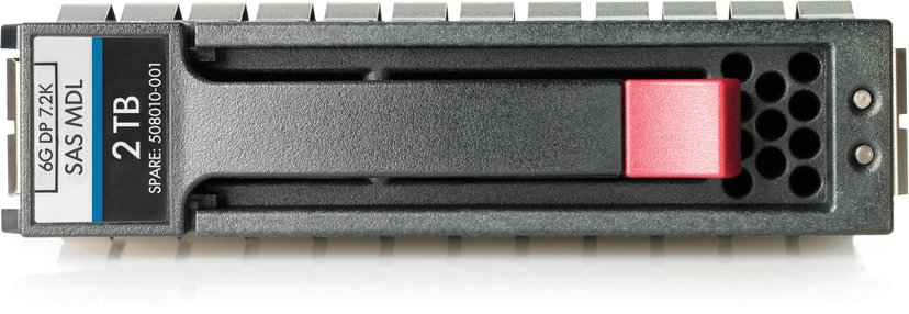 "HPE Dual Port Midline 3.5"" LFF, 3.5"" 0.002GB Serial Attached SCSI 2 7,200rpm"