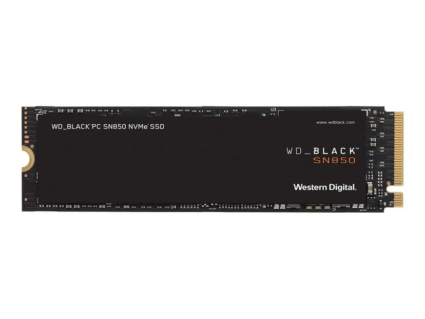 WD Black SN850 500GB M.2 2280 PCI Express 4.0 x4 (NVMe)