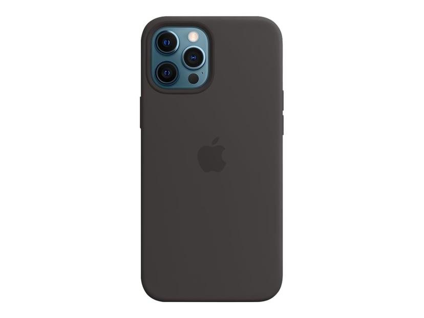 Apple Silicon MagSafe iPhone 12 Pro Max Zwart
