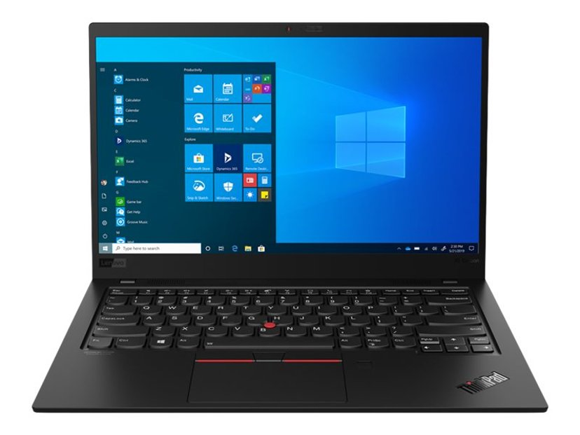 "Lenovo ThinkPad X1 Carbon Gen 8 20U9 Core i5 16GB 256GB SSD WWAN-uppgraderbar 14"""