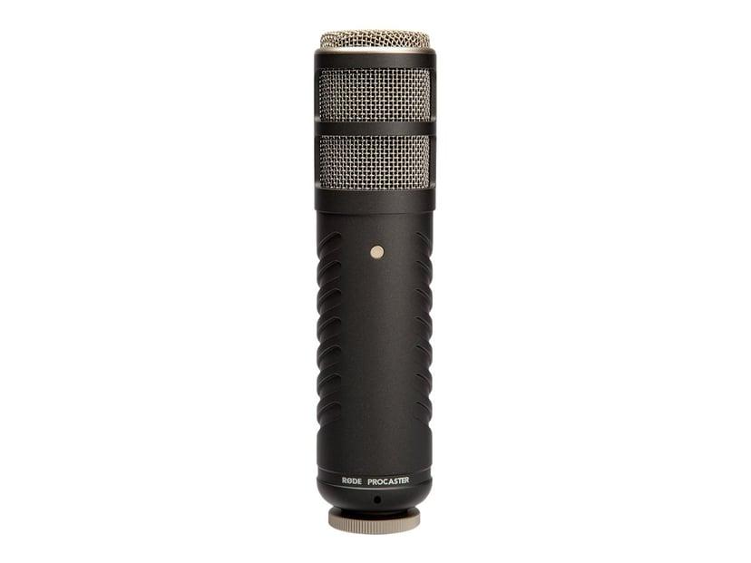 Røde Procaster Mikrofon Xlr #Demo