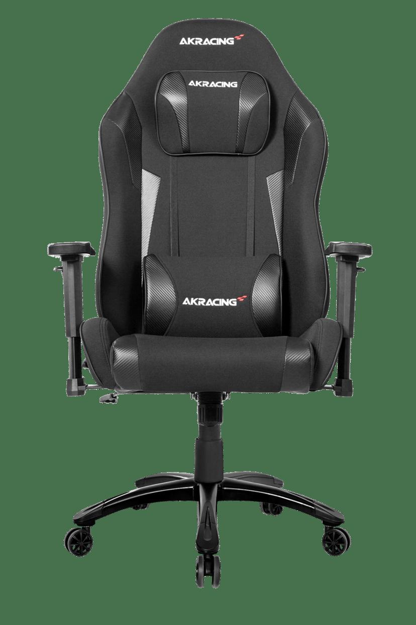 AK Racing Core ExWide SE Sort/ Carbon