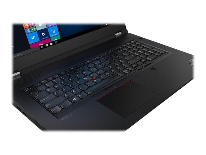 "Lenovo ThinkPad P17 G1 Core i9 32GB SSD 1000GB 17.3"" RTX 3000 WWAN-uppgraderbar"