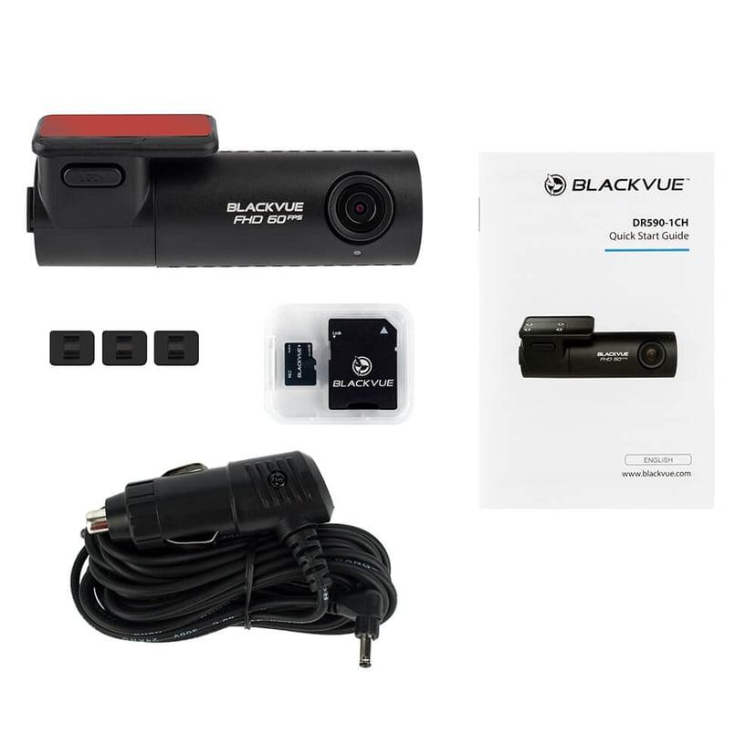 BlackVue Bilkamera DR590 1CH 32GB Nordic Svart