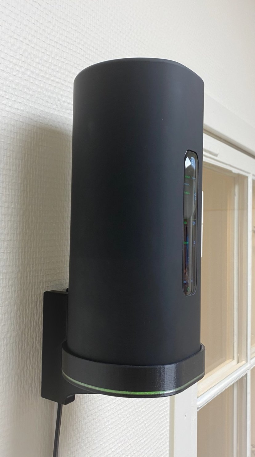 Winther 3D-Printed Wall Mount Amplifi Alien
