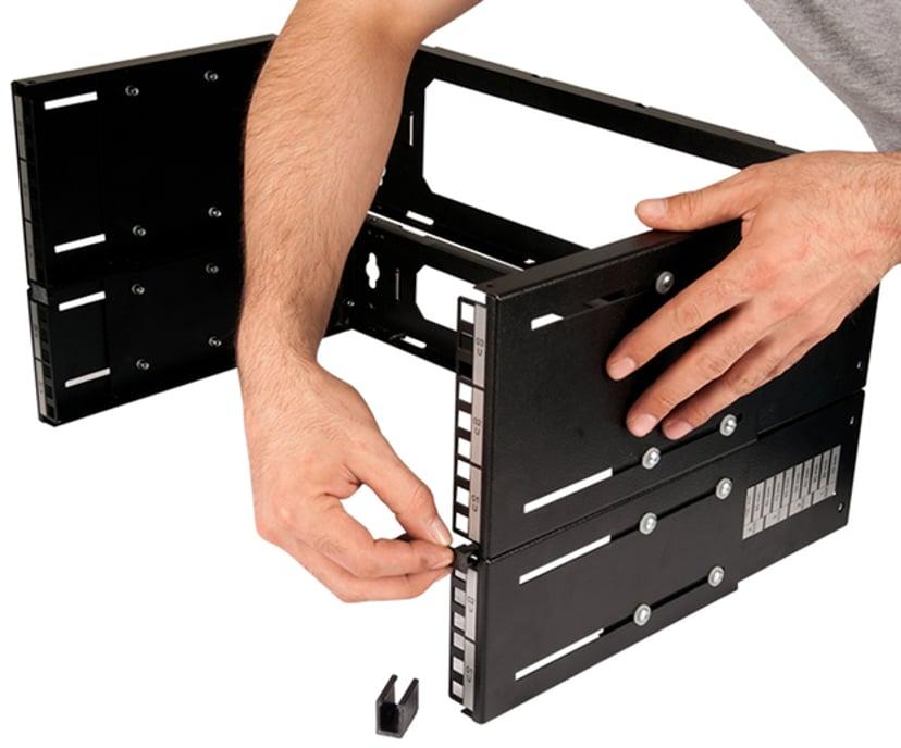 "Digitus Väggmonterat rack 19"" 8U"