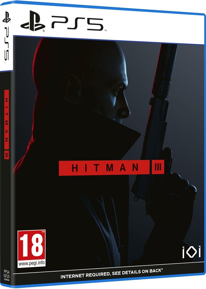 Square Enix Hitman 3 - PS5