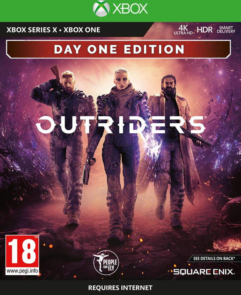 Square Enix Outriders (Day One Edition) - Xb1