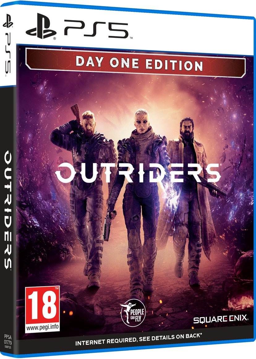 Square Enix Outriders (Day One Edition)