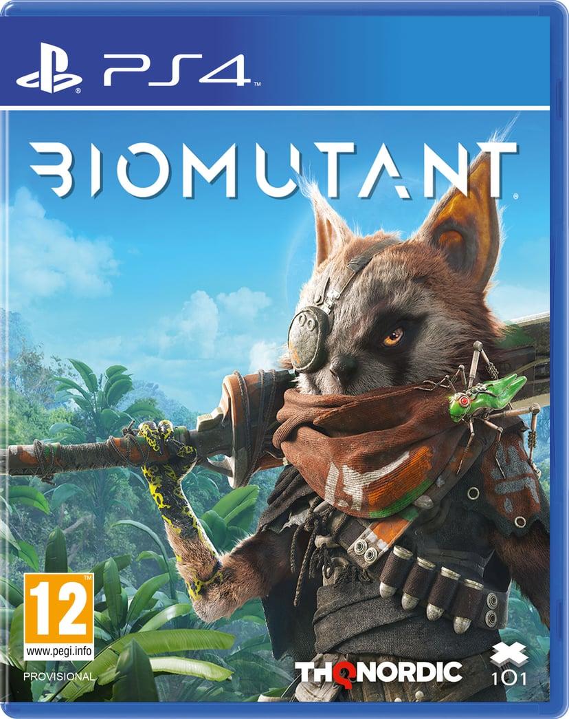 THQ Biomutant - PS4