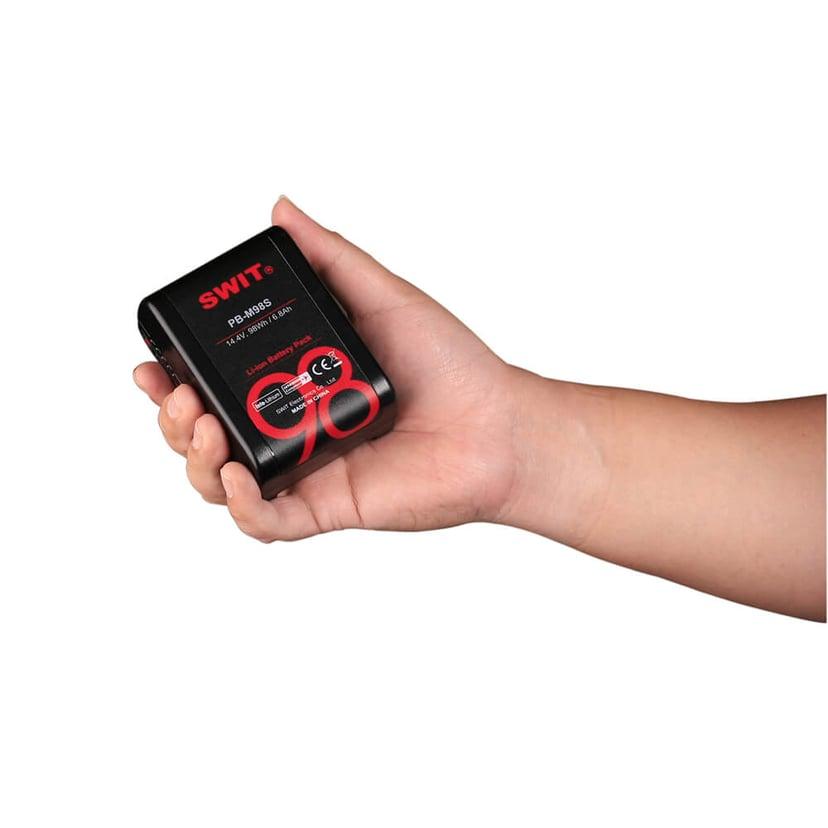Swit PB-M98S 98Wh V-Lock Mini