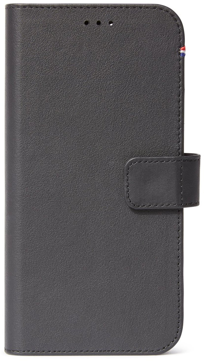 Decoded Leather Wallet iPhone 12, iPhone 12 Pro Sort