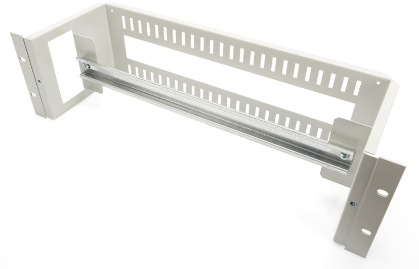 Digitus DN-19-DIN-3U DIN Rail Holder 3U 19""