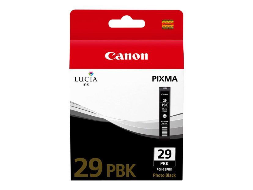 Canon Blæk Foto Sort PGI-29PBK - PRO-1