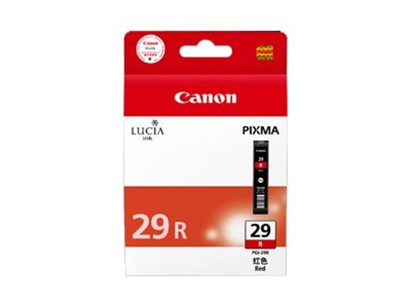 Canon Bläck Röd PGI-29R - PRO-1