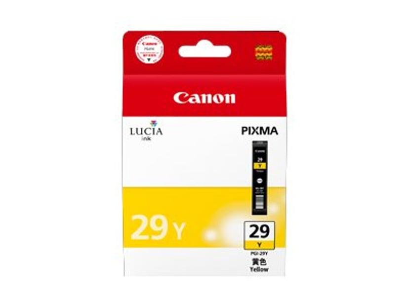 Canon Bläck Gul PGI-29Y - PRO-1