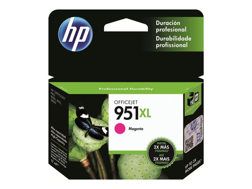 HP Bläck Magenta No.951XL - Pro 8100