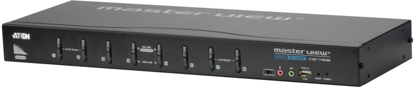 Aten CS1768 DVI/Audio KVM Switch