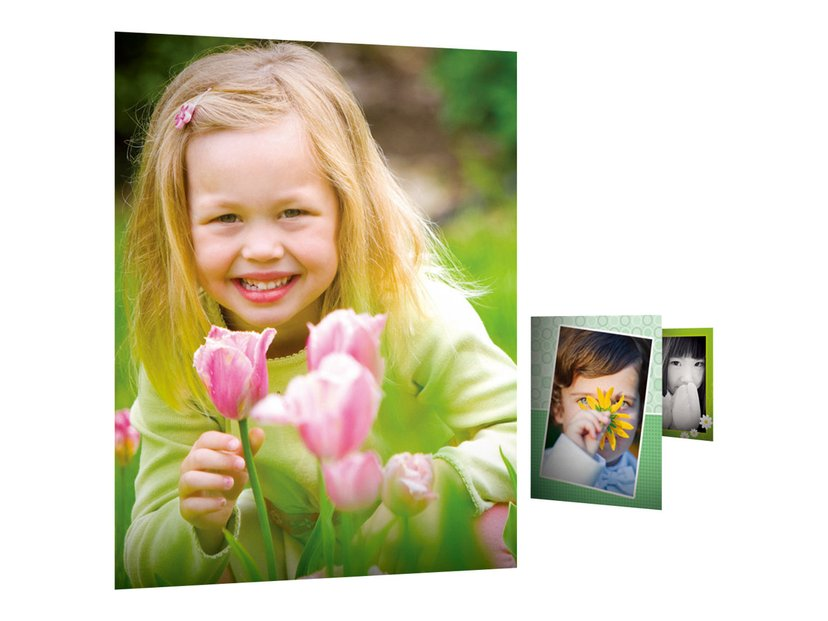 HP PAPAER PhotoEveryday Glossy A4 100-Ark 200g
