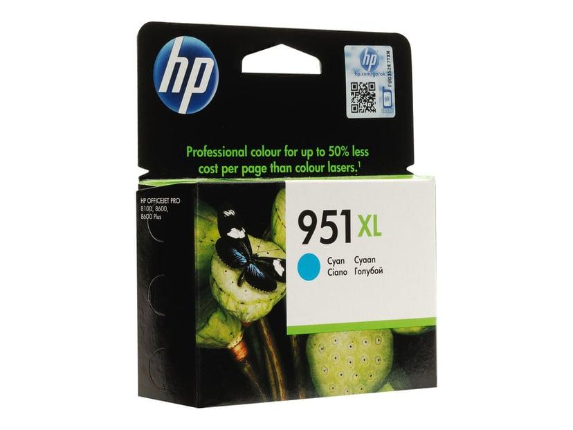 HP Blekk Cyan No.951XL - Pro 8100