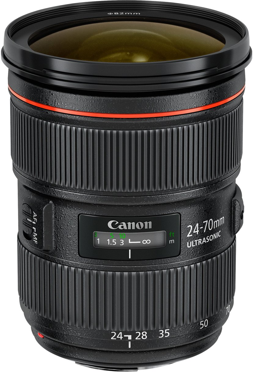 Canon EF 24-70/2.8 L II USM