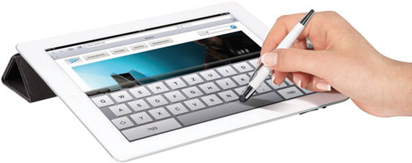 Wedo TouchPen Pioneer Mini Svart - iPad/iPhone/Smartphone