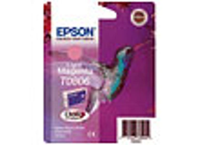 Epson Blekk Ljus Magenta T0806 R265/360/RX560