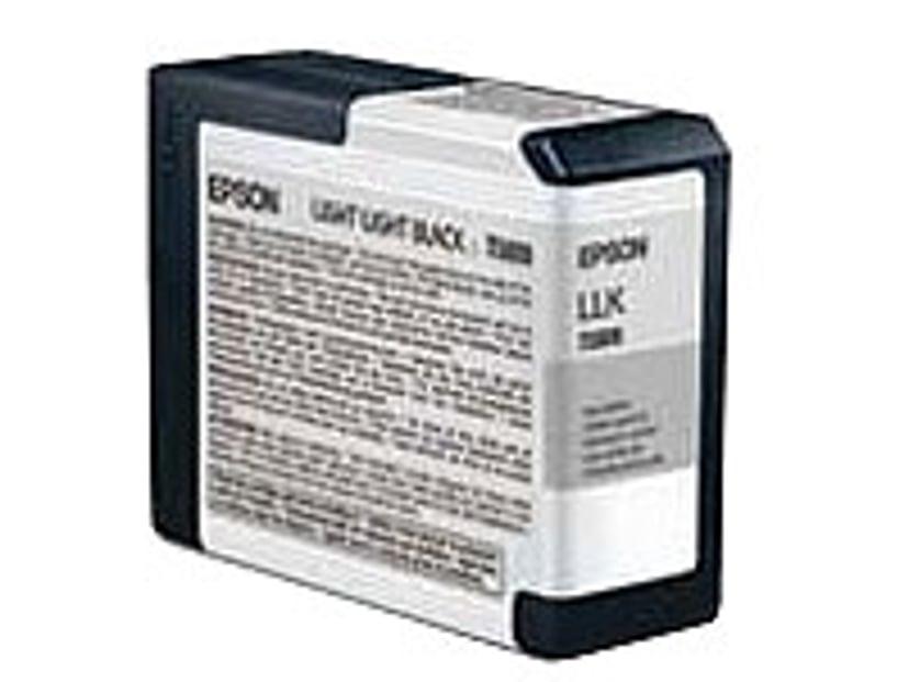 Epson Blæk Ljus Light Sort T5809 - PRO 3800