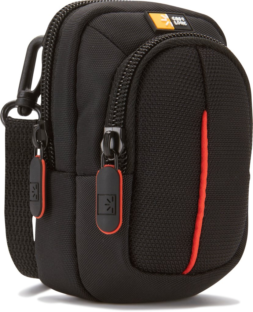 Case Logic Compact Camera Case with storage DCB-302 Sort