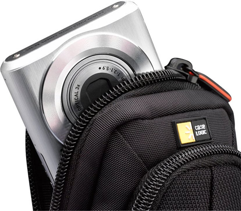 Case Logic Compact Camera Case with storage DCB-302 Svart