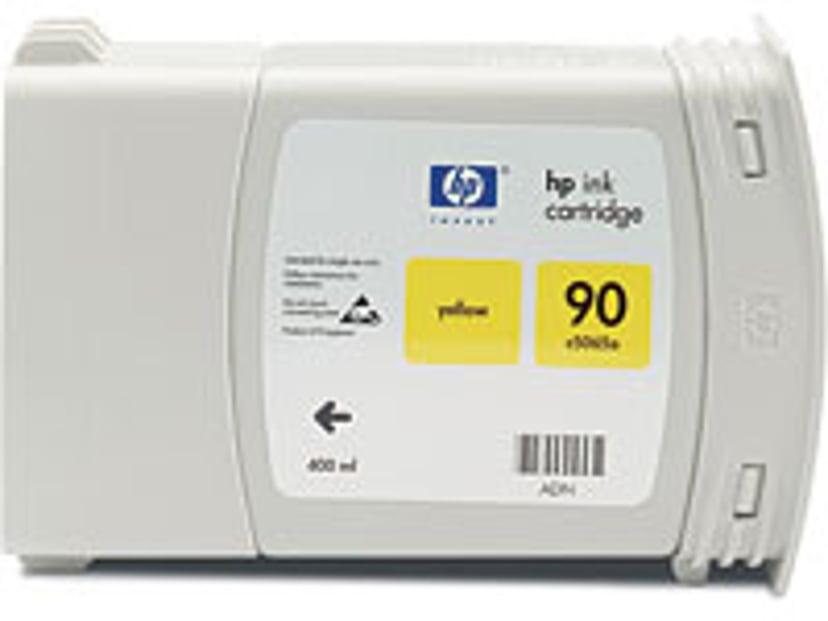 HP Muste Keltainen No.90 - DJ 4000