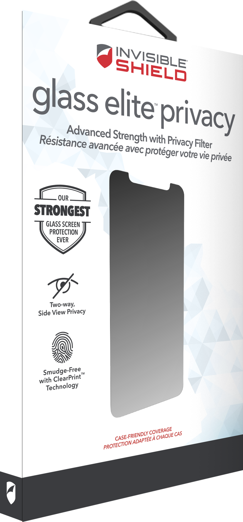 Zagg InvisibleShield Glass Elite Privacy