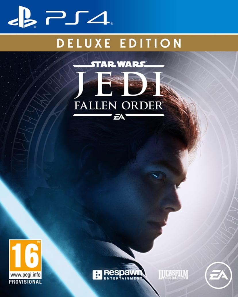 EA Games Star Wars Jedi: Fallen Order - Deluxe Edition