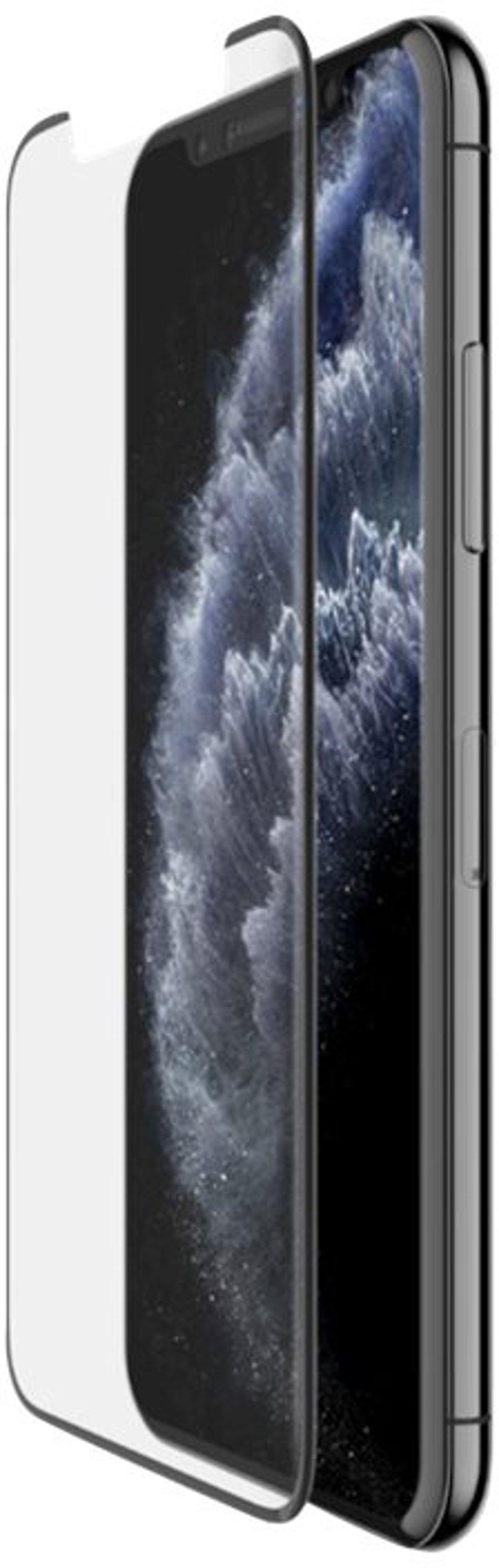 Belkin ScreenForce TemperedCurve iPhone 11 Pro; iPhone X; iPhone Xs