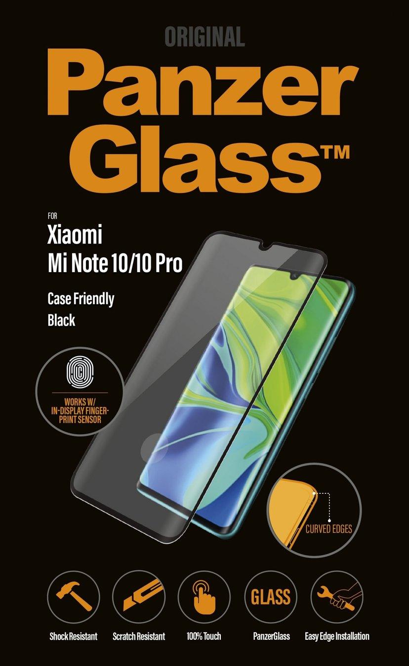 Panzerglass Case Friendly Xiaomi Mi Note 10