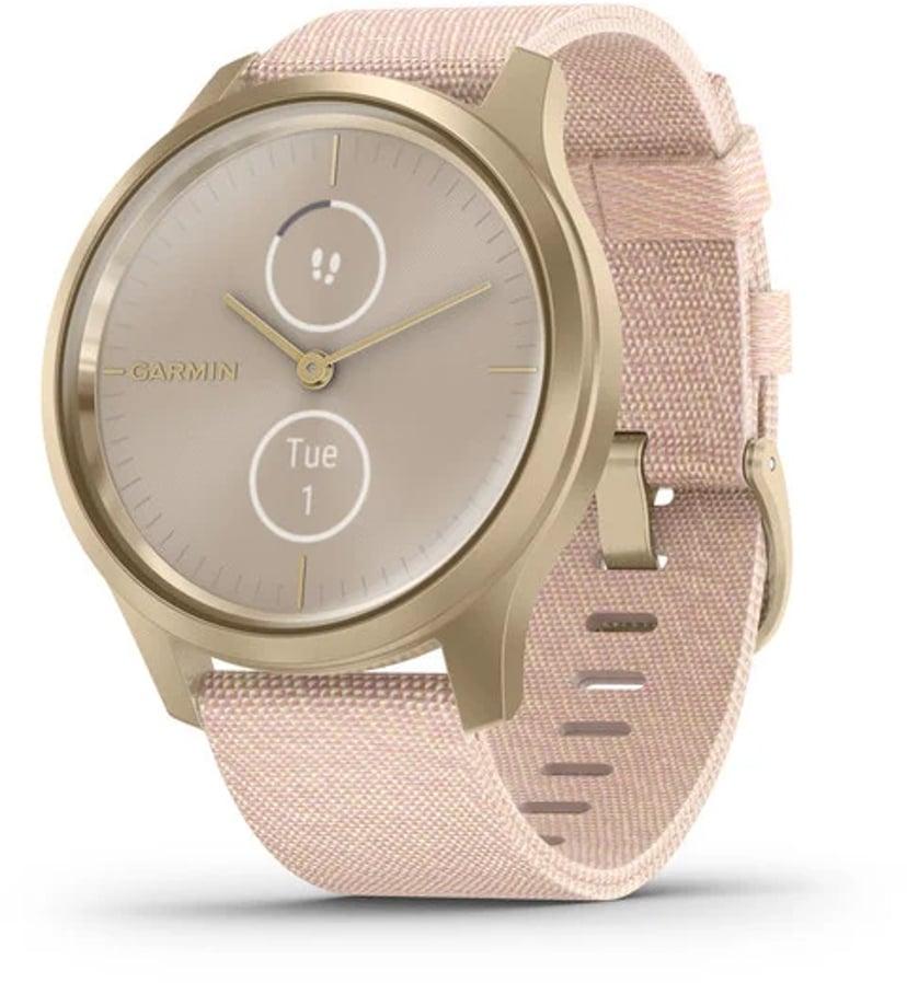 Garmin vívomove Style Smart klocka Rodnande rosa
