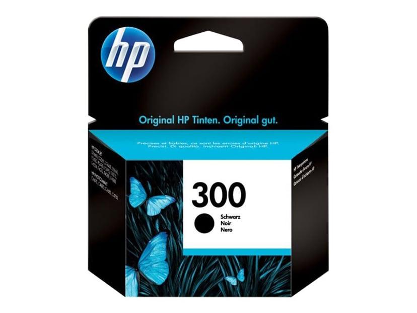 HP Bläck Svart No.300 - ENVY 110