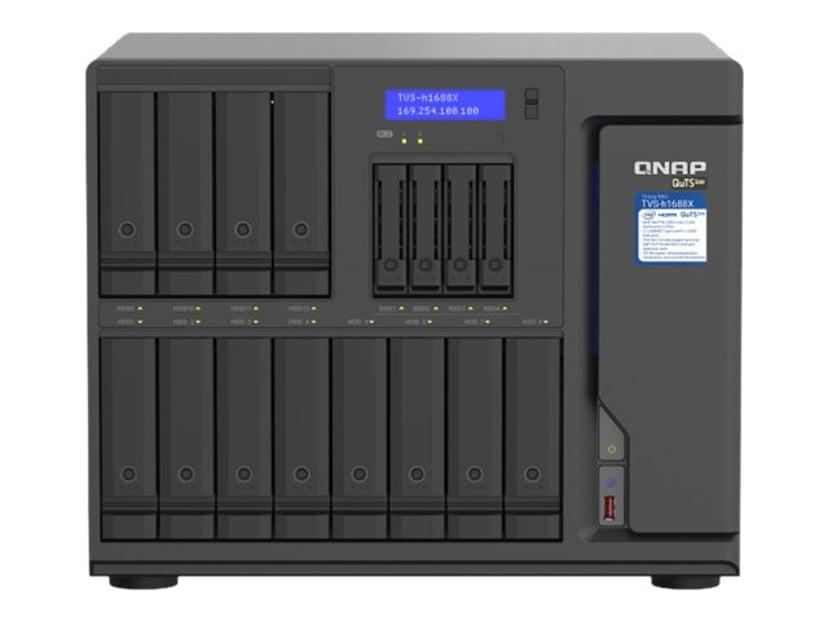 QNAP TVS-H1688X 0TB NAS-server