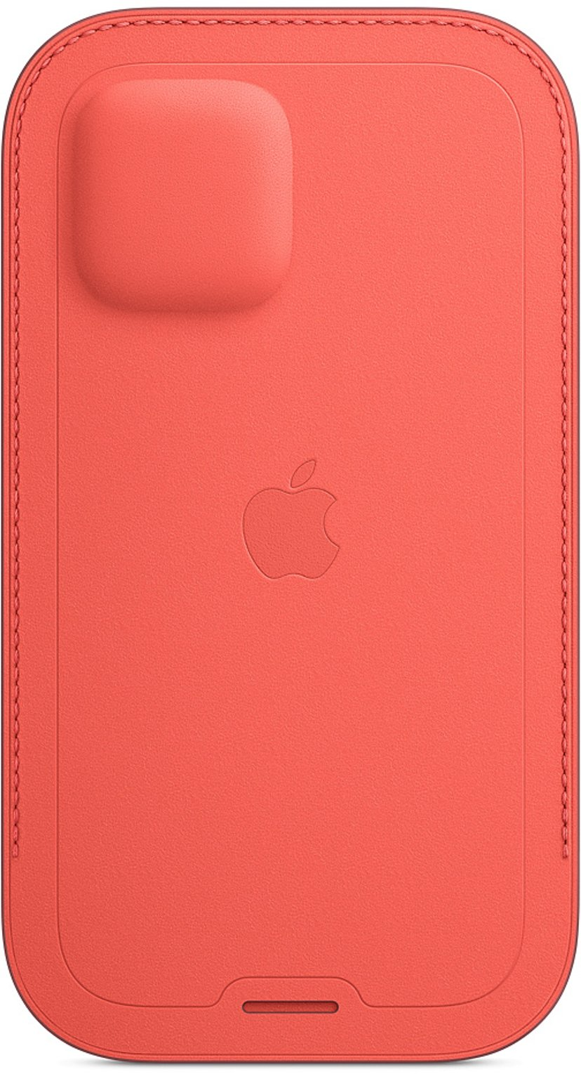 Apple Sleeve with MagSafe iPhone 12 Pro Max Rosa citrus