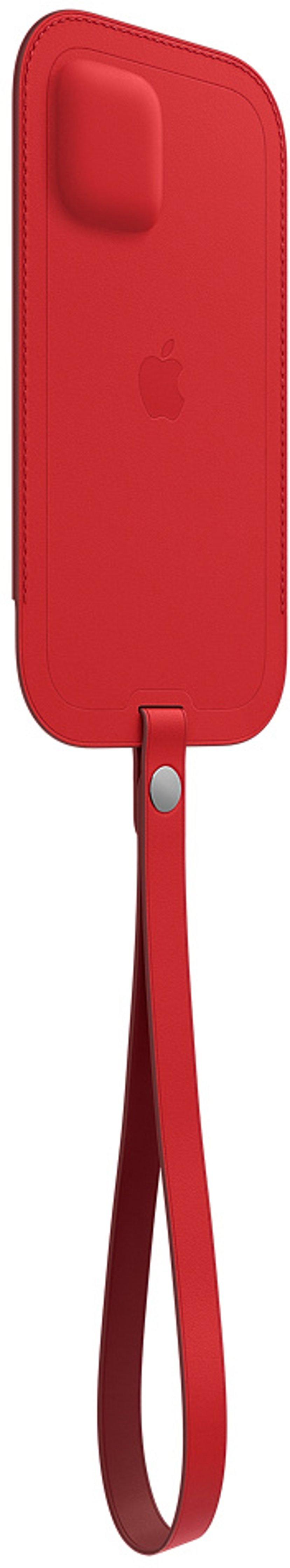 Apple Sleeve with MagSafe iPhone 12 Mini Röd