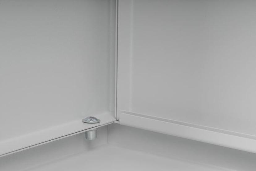 Direktronik Mediaskåp 50x50x20 Grå