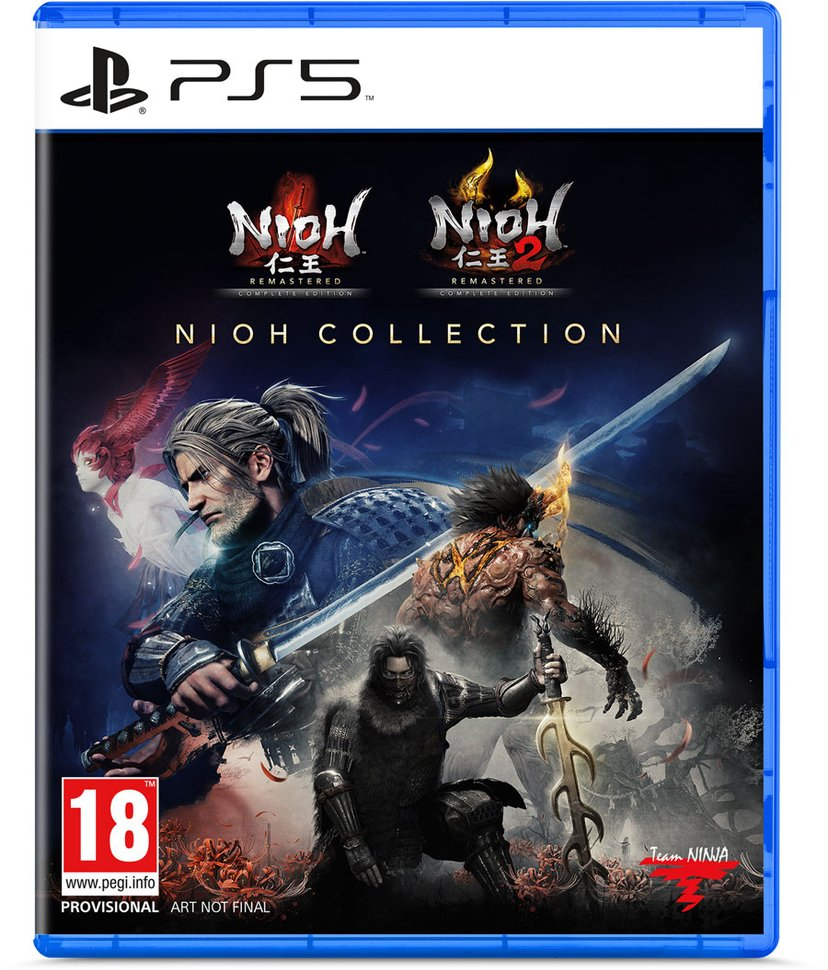 Sony The Nioh Collection - PS5
