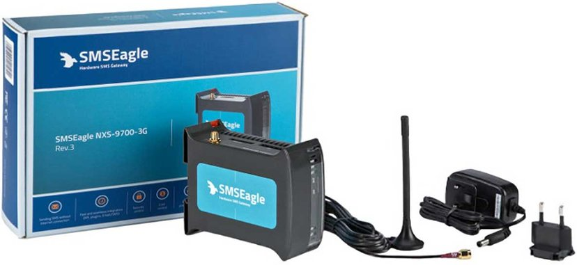 Direktronik SMSEagle SMS Gateway NXS-9700-3G