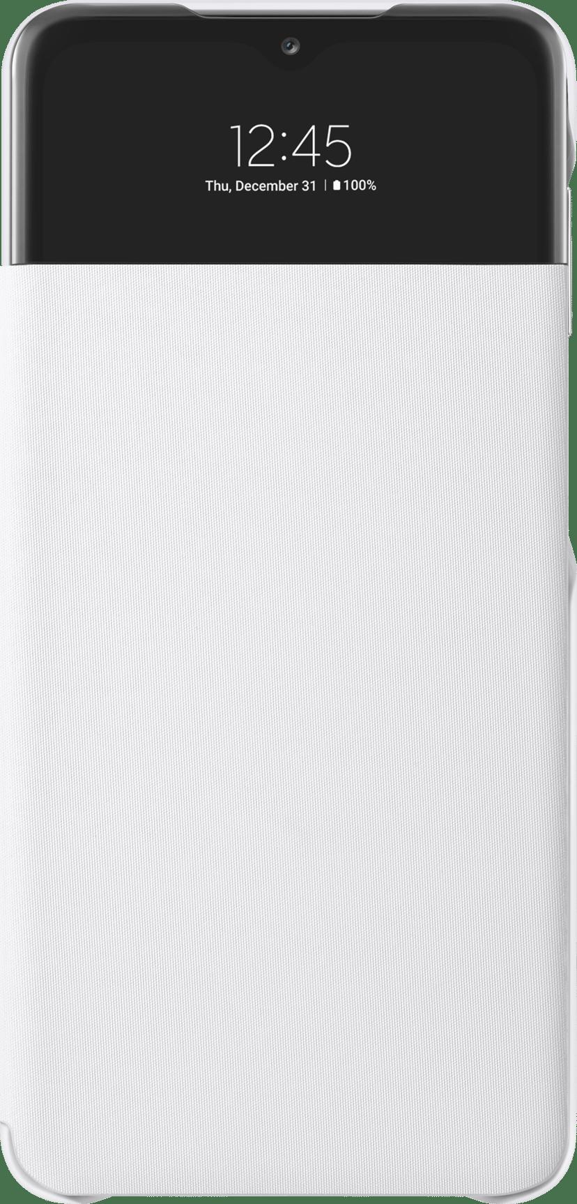 Samsung S View Wallet Cover EF-EA326 Samsung Galaxy A32 5G Valkoinen