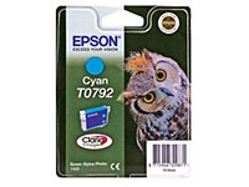 Epson Blekk Cyan - STYLUS Foto 1400