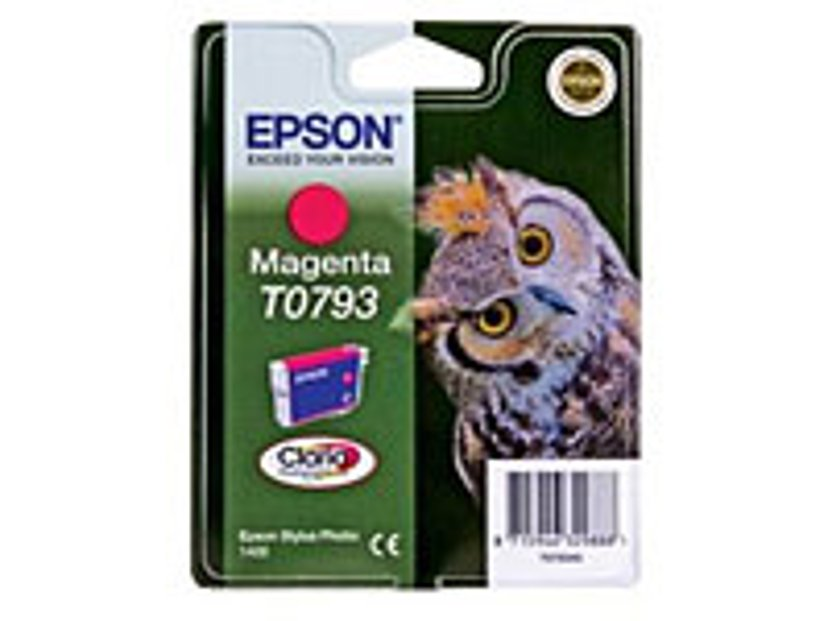 Epson Muste Magenta - STYLUS Kuva 1400