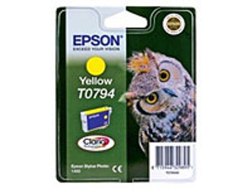 Epson Bläck Gul - STYLUS Foto 1400