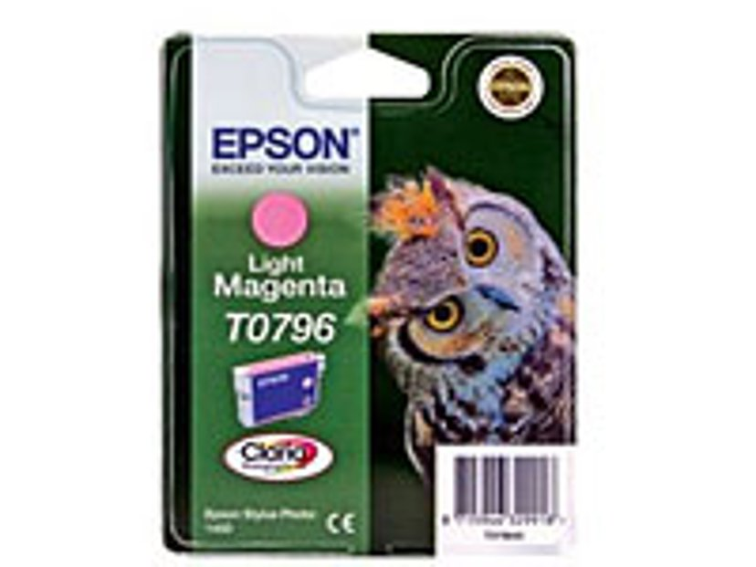 Epson Muste Kevyt Magenta - STYLUS Kuva 1400